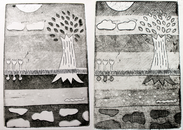 DaringHue-com_Printmaking_Project4(First and Second)