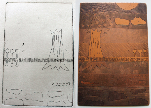 DaringHue-com_Printmaking_Project4(Line Etch and Plate)