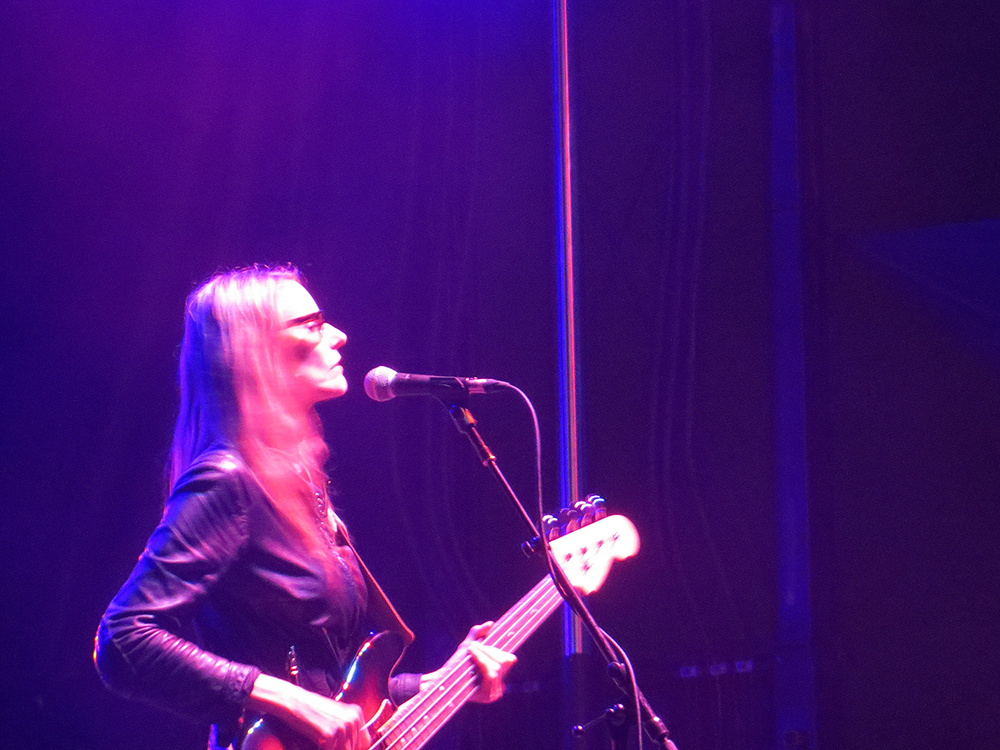 Aimee Mann at Bumbershoot 2014 in Seattle by Daring Hue