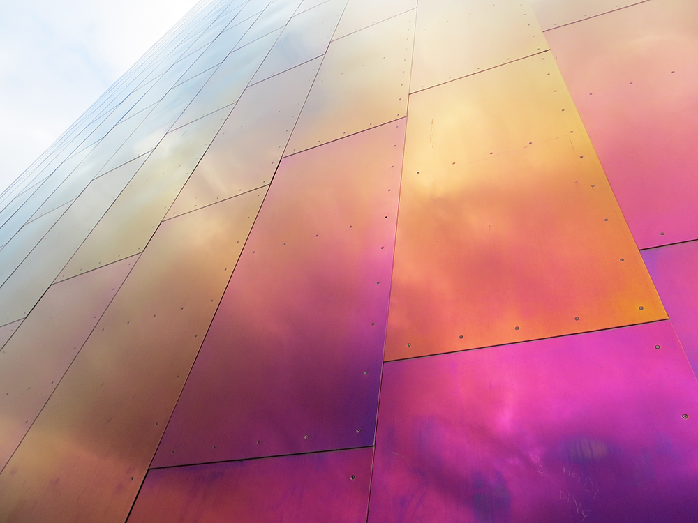 EMP Museum in Seattle by Daring Hue.